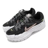 Nike 復古慢跑鞋 P-6000 SE 黑 白 女鞋 休閒鞋 復古 運動鞋【PUMP306】 CJ9585-001