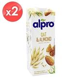 【南紡購物中心】【ALPRO】原味燕麥杏仁奶2瓶組(1公升*2瓶)