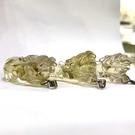 『晶鑽水晶』天然黃水晶墜子 項鍊 貔貅 精雕 強力招財 改善腸胃 禮物 附鍊子