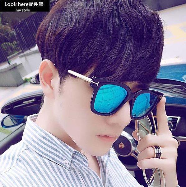 2017Tom ford同款墨鏡 新款百搭太陽眼鏡 歐美復古方框眼鏡 男女同款 抗uv400
