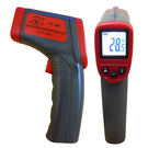 紅外線溫度計(-32℃~400℃)/紅外線測溫槍 紅外線溫度槍 雷射測溫槍 測溫儀 油溫水溫冷氣【EC-07】