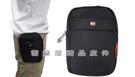 ~雪黛屋~SPYWALK 腰包5吋手機適用二層主袋外掛式腰包工具包隨身物品型男腰包防水尼龍布SD7253