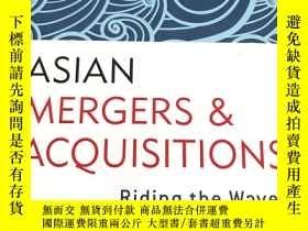 二手書博民逛書店Asian罕見Mergers and AcquisitionsY190912 Wiley