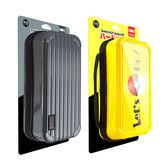 [哈GAME族]免運費 可刷卡●收納大升級●良值 IINE Switch NS 皮卡丘 加厚款 PC玻璃硬殼保護包 L225