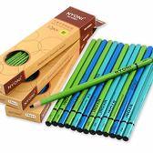 軟碳筆軟中硬素描鉛筆套裝專業繪畫畫筆學生用品美術生專用新綠桿特軟炭黑炭鉛軟性