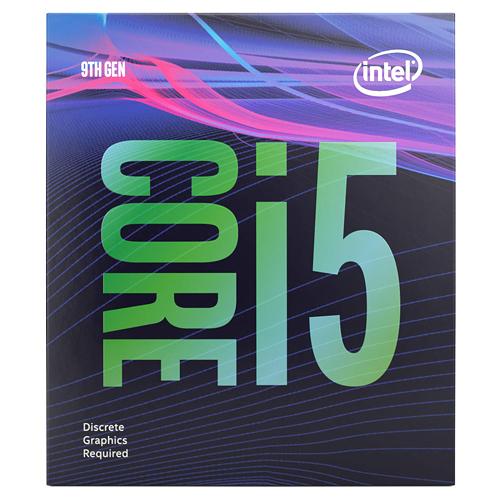 (須搭配獨立顯卡)Intel Core i5-9400F 6核心6執行緒 1151 腳位 CPU 中央處理器