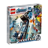 76166【LEGO 樂高積木】Marvel 漫威英雄系列 -復仇者聯盟基地 Avengers Tower Battle