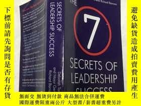 二手書博民逛書店The罕見7 Secrets of Leadership Suc