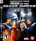 PS3 Fantastic 4 Silver Surfer 驚奇4超人:銀色衝浪手(美版代購)