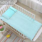 兒童床墊幼兒園褥子春夏全棉墊套午睡墊子寶寶嬰兒小床墊被可水洗