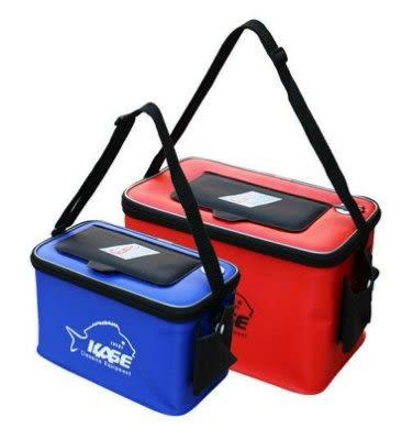 保溫蝦箱  磯釣 船釣 可配充氧泵 餌箱 活餌桶 4L-8L