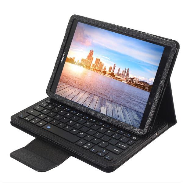 三星galaxy T820平板保護殼 三星tab S3 防摔平板皮套 三星 T820 9.7吋 自動休眠 無綫藍牙鍵盤皮套