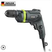 德國電鑽手電鑽220v多功能衝擊鑽電起子手槍鑽電轉電動螺絲刀主圖款  聖誕節免運