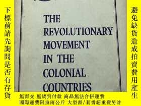 二手書博民逛書店The罕見Revolutionary Movement in t