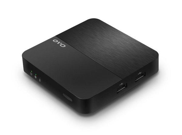 【贈黃金滑鼠】OVO電視盒N1