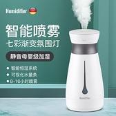佳力USB加濕器家用靜音加水噴霧器臥室大容量孕婦嬰兒空氣凈化 陽光好物