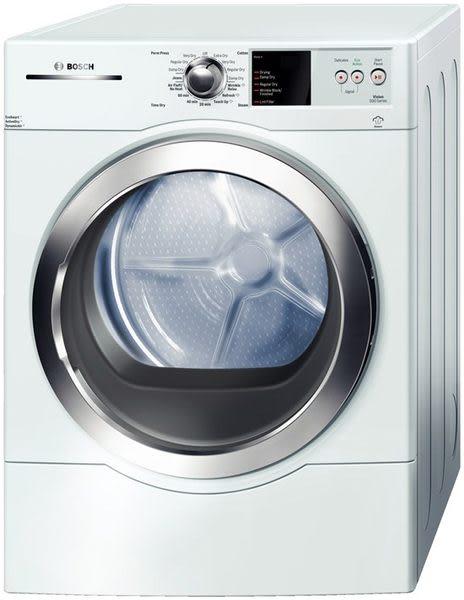 盈欣電器+德國博世BOSCH排風式乾衣機-WTVC5330CN-歐規10公斤-風動能科技-蒸氣去味除皺+歡迎來電洽詢