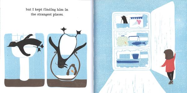 麥克書店When Grandad Was a Penguin家庭溫馨親情父親節英文童書