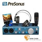 【缺貨】錄音介面 PreSonus AudioBox iTwo STUDIO  錄音組/錄音界面/公司貨/一年保固