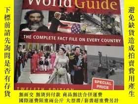 二手書博民逛書店world罕見guide : the complete fact