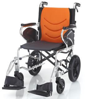 醫療器材 均佳 機械式輪椅 JW-350 (未滅菌) 看護型