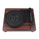 現貨 便攜黑膠唱片機老式留聲機復古客廳歐式電唱機