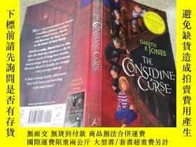 二手書博民逛書店the罕見considine curse康賽丁詛咒Y200392