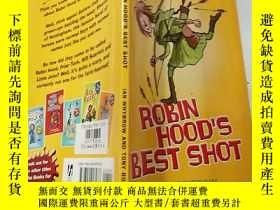 二手書博民逛書店ROBIN罕見HOOD S BEST SHOT:羅賓漢最好的一擊Y200392