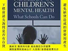 二手書博民逛書店The罕見Scandalous Neglect of Childrens Mental Health-對兒童心理健