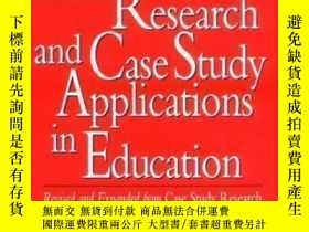 二手書博民逛書店Qualitative罕見Research And Case Study Applications In Educ