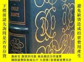 二手書博民逛書店【包罕見】Wuthering Heights,《呼嘯山莊》,Em