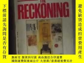 二手書博民逛書店英文原版罕見The Reckoning by David Hal