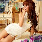 COSPLAY 絕色金釵!緞面美背旗袍裝 SEXYBABY 性感寶貝NA11030150