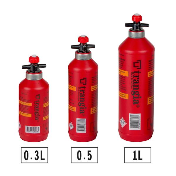 瑞典Trangia Fuel Bottle 燃料瓶 (經典紅)0.3L.汽油瓶燃油罐 汽化爐燃料壺 去漬油瓶 煤油汽油酒精瓶