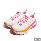 SKECHERS 女 健走鞋 GO RUN MAX CUSHIONING AIR-128062WHP