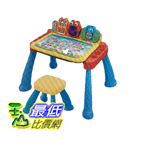 [COSCO代購] W1315625 Vtech 多功能歡樂學習桌 Touch & Learn Desk