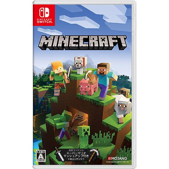 [哈GAME族]免運費 可刷卡 可更新中文 Switch NS 我的世界 歐版 中文版 當個創世神 Minecraft