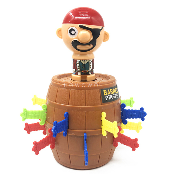 海盜桶 插插樂 插劍桶 危機一發 益智桌遊 玩具 9012 好娃娃
