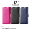 摩比小兔~DUX DUCIS SAMSUNG Galaxy Note 10 KADO 皮套 手機殼 保護殼