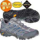 Merrell 02531 Moab 2 Gore-Tex 男GTX防水登山健行鞋 耐走登山鞋/戶外郊山鞋/健走慢跑鞋