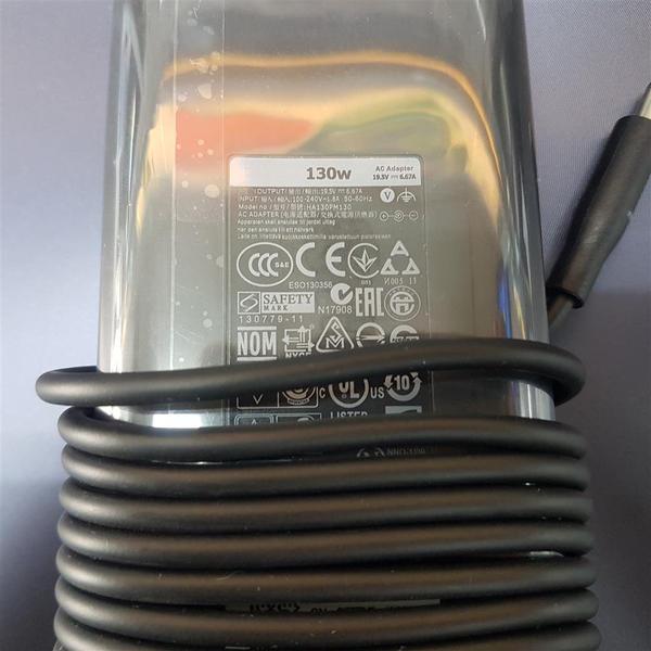戴爾 DELL 130W 原廠規格 橢圓 變壓器 19.5V 6.7A 4.5*3.0mm 充電器 電源線 充電線