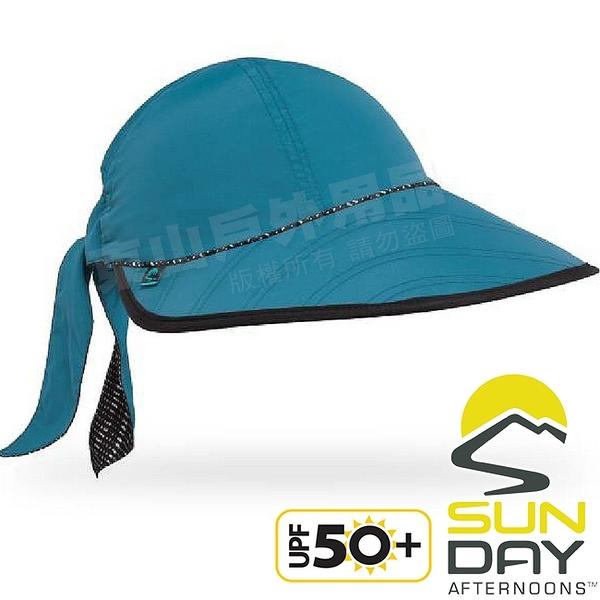 Sunday Afternoons S2C43545B-715玉綠  抗UV透氣寬簷帽 Sun Seeker防曬遮陽帽