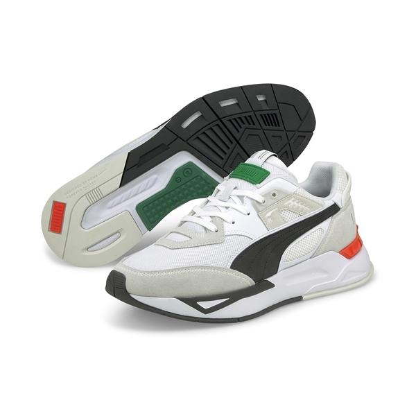 PUMA Mirage Sport Remix 男款 慢跑休閒鞋 灰白色 38105107 【KAORACER】