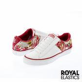 Royal Elastics Cruiser 潮流休閒鞋-白x紅x印花