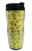 【卡漫城】 糊塗塔客 隨行杯 滿版 380cc ㊣版 Snoopy 史奴比 史努比 隨手杯 隔熱水杯 隨手壺 台灣製