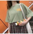 "ZUCA""S - 百搭原宿風上衣短袖T恤 - T-7008"