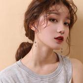 星星耳環925銀女耳墜長款 超仙ins潮人冷淡風氣質韓國顯臉瘦的   初見居家