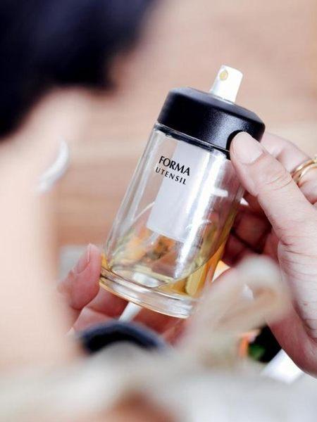 全館83折 日本asvel噴油瓶廚房定量噴油壺 橄欖油噴霧瓶食用油噴壺健身控油