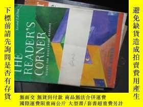 二手書博民逛書店b0041the罕見reader s corner(essays