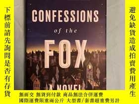 二手書博民逛書店Confessions罕見of the FoxY339850 Jordy Rosenberg Random H